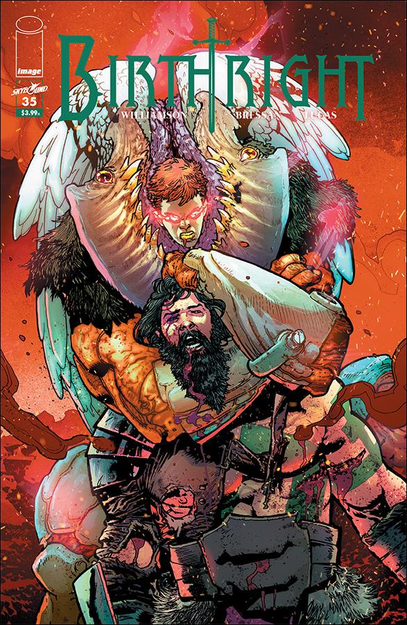 Birthright (2014) 35-A by Skybound Entertainment