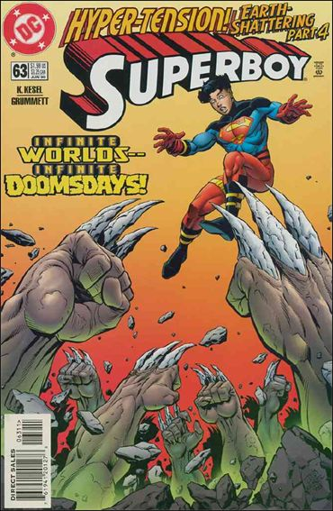Superboy (1994) 63-A by DC