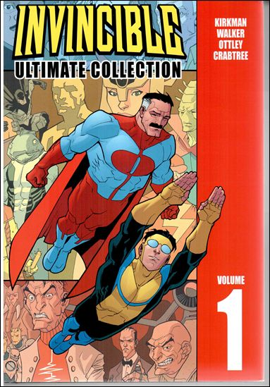 Invincible: Ultimate Collection 1-C by Image