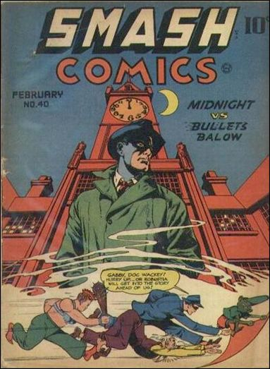 Smash Comics (1939) 40-A by Quality
