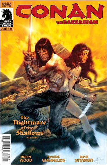 Conan the Barbarian (2012) 18-A by Dark Horse