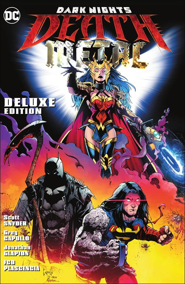 Dark Nights: Death Metal - The Deluxe Edition nn-A by DC