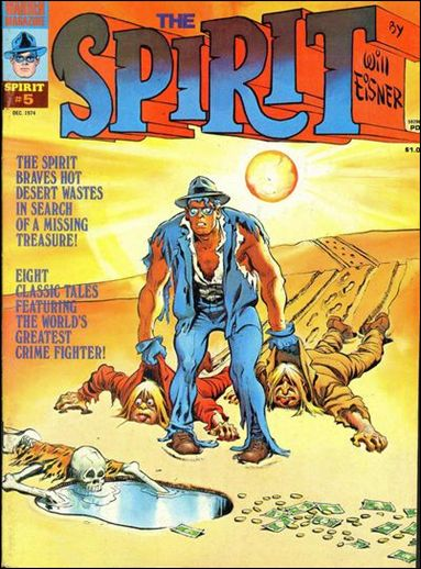 Spirit (1974) 5-A by Kitchen Sink