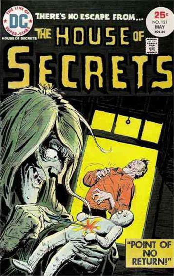 House of Secrets (1956) 131-A by DC