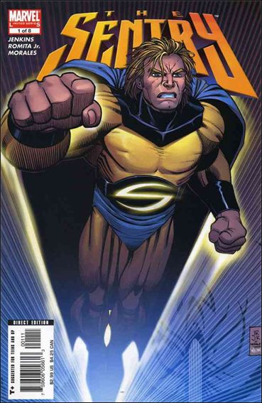 Sentry (2005) 1-A by Marvel