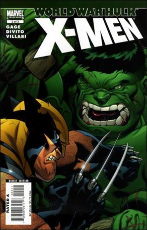 World War Hulk: X-Men 2-A