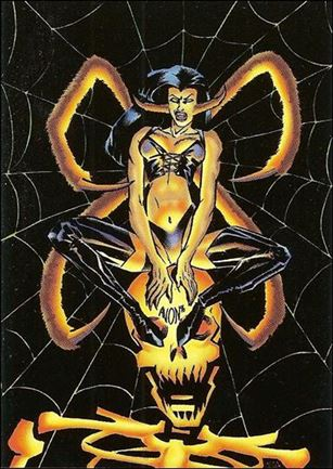 Widow Special Edition Collector's Card Set (Base Set) 14-A