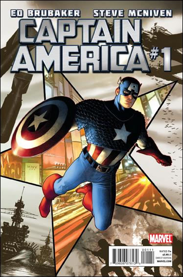Captain America (2011) 1-A by Marvel