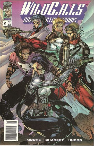 WildC.A.T.s: Covert Action Teams 21-B by Image