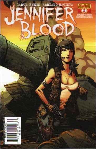 Jennifer Blood 3-D by Dynamite Entertainment