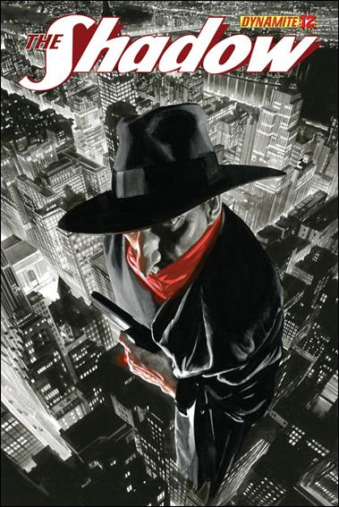 Shadow (2012) 12-A by Dynamite Entertainment