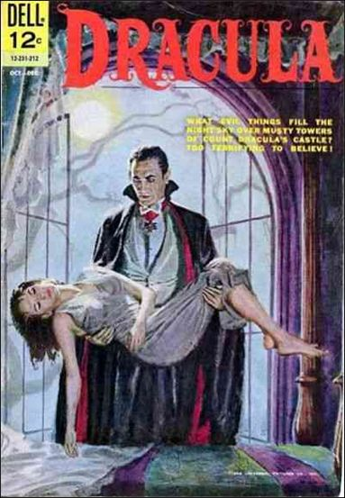 Dracula (1962) nn-A by Dell