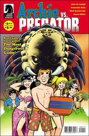 Archie vs Predator 1-A