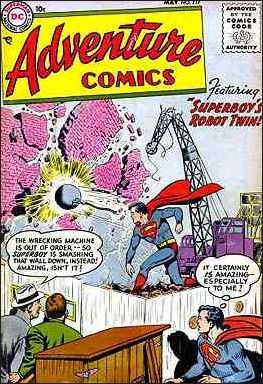 Adventure Comics (1938) 212-A by DC