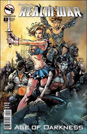 Grimm Fairy Tales Presents Realm War: Age of Darkness 1-B