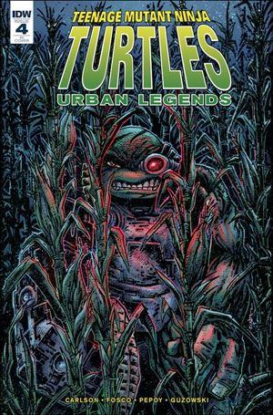 Teenage Mutant Ninja Turtles: Urban Legends 4-C