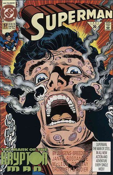 Superman (1987) 57-A by DC