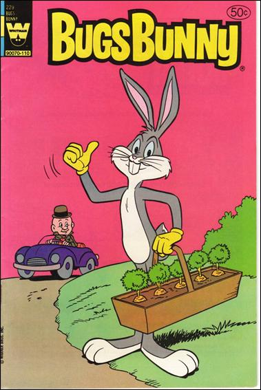 Bugs Bunny (1962) 229-A by Gold Key