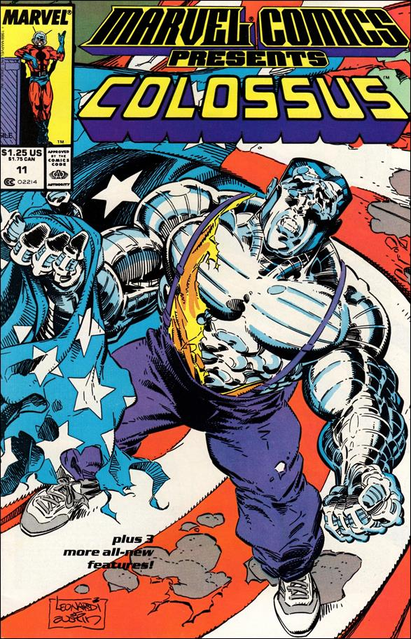 Marvel Comics Presents (1988) 11-A by Marvel