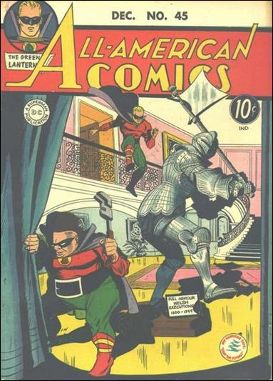 All-American Comics (1939) 45-A by DC