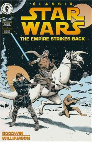 Classic Star Wars: The Empire Strikes Back 1-A