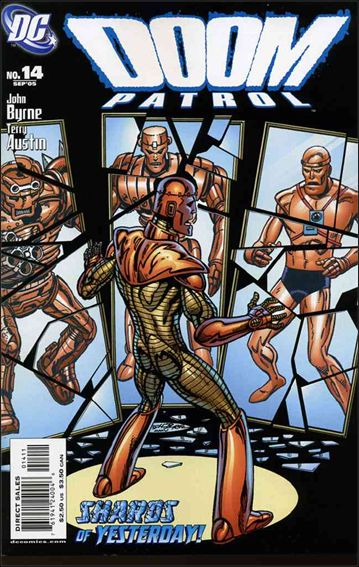 Doom Patrol (2004) 14-A by DC