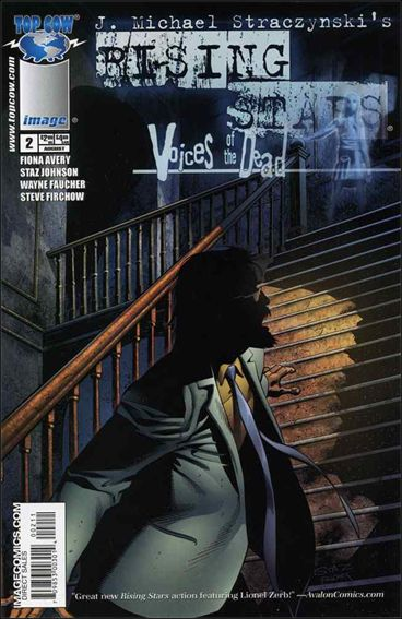 Rising Stars: Voices of the Dead 2-A by Top Cow