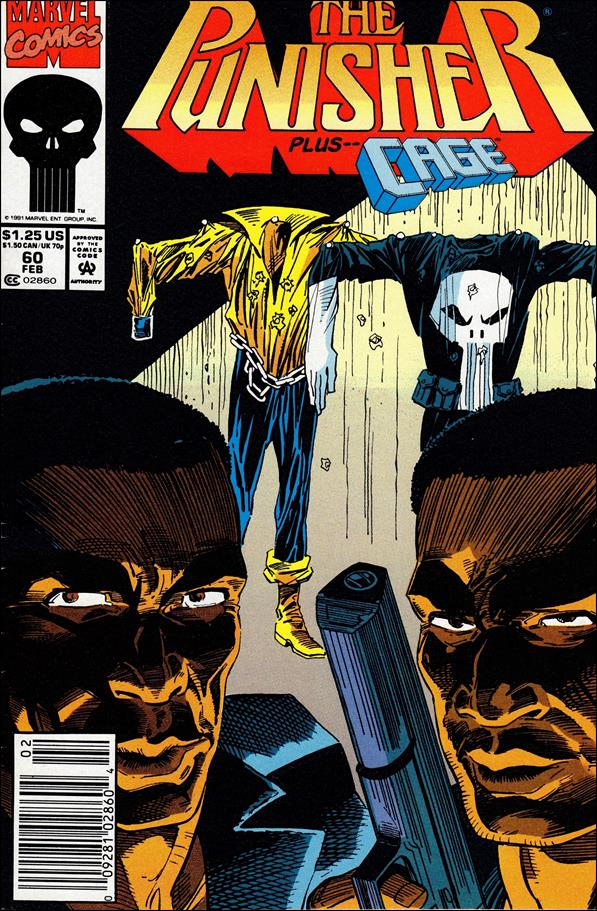 Punisher (1987) 60-A by Marvel