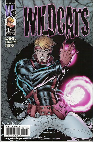 Wildcats (1999) 1-D by WildStorm