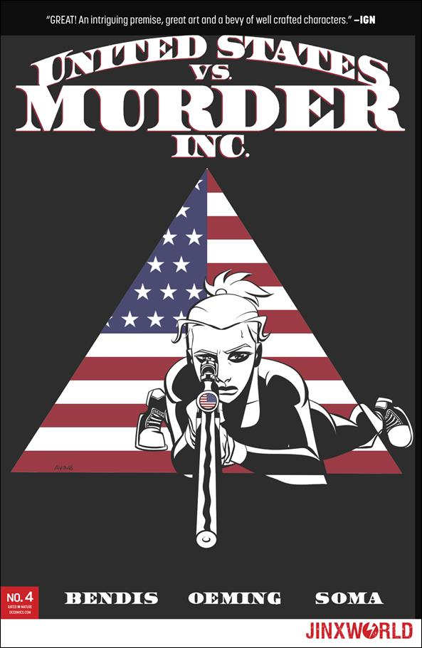 United States vs Murder Inc. 4-A by Jinxworld