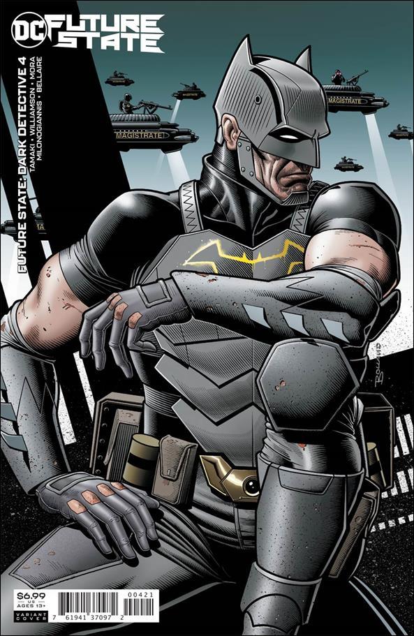 Future State: Dark Detective 4-B by DC