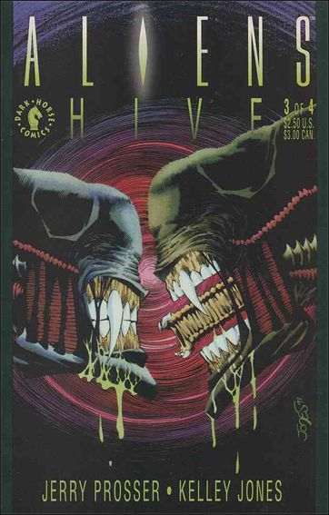 Aliens: Hive 3-A by Dark Horse