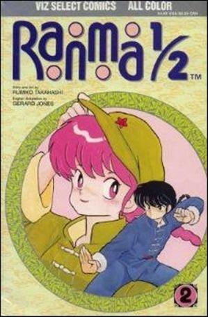 Ranma 1/2 Part 01 2-A