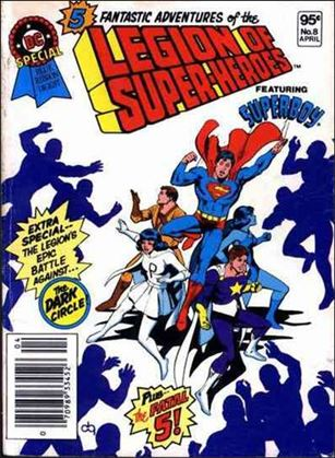 DC Special Blue Ribbon Digest 8-A