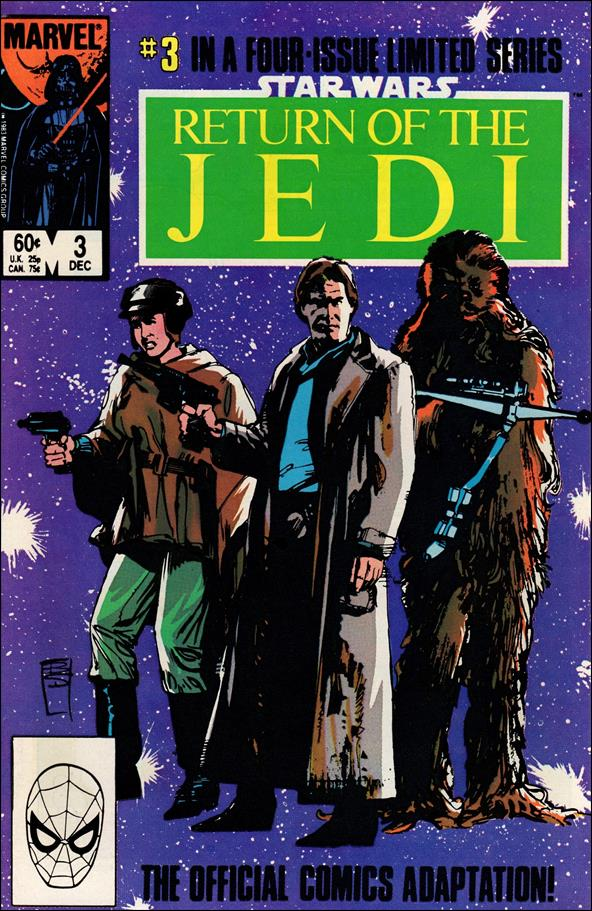 Star Wars: Return of the Jedi 3-A by Marvel