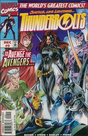 Thunderbolts (1997) 9-A