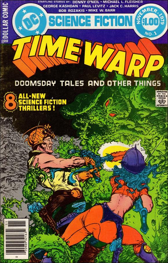Time Warp 1-A by DC