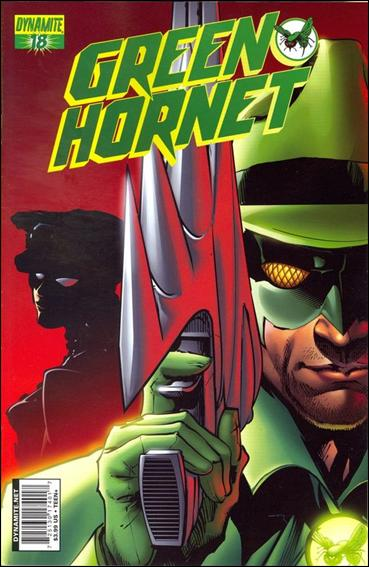 Green Hornet (2010) 18-C by Dynamite Entertainment