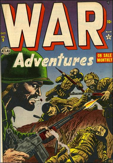 War Adventures 9-A by Atlas