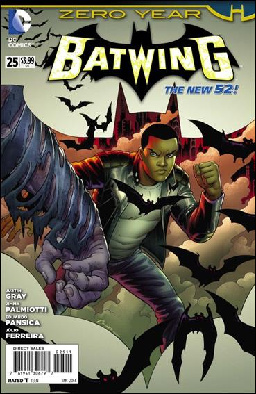 Batwing 25-A by DC