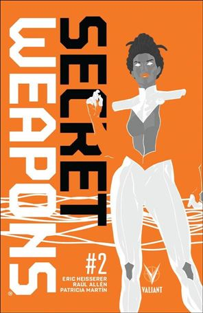 Secret Weapons (2017) 2-A