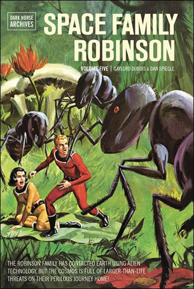 Space Family Robinson Archives 5-A by Dark Horse
