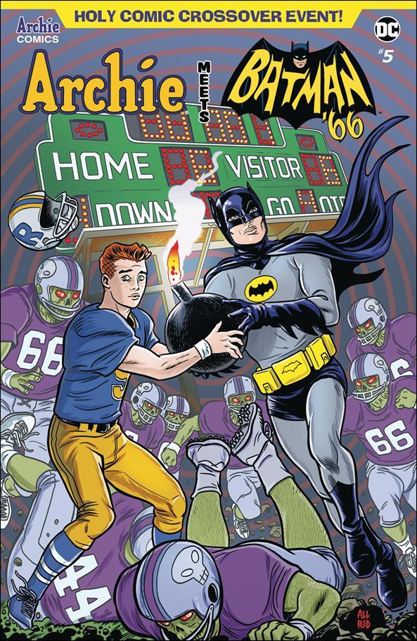 Archie Meets Batman '66 5-A by Archie
