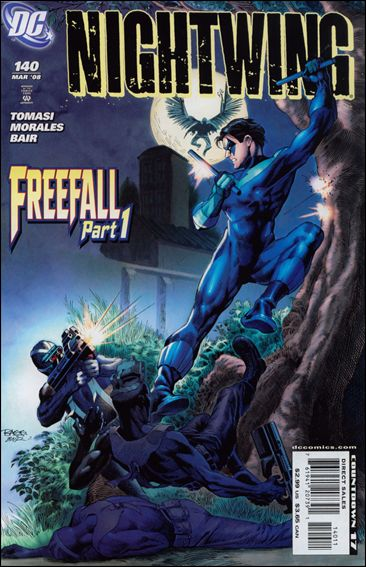 Nightwing (1996) 140-A by DC