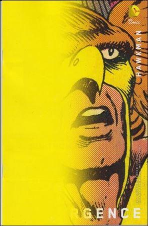 Convergence Hawkman 2-B