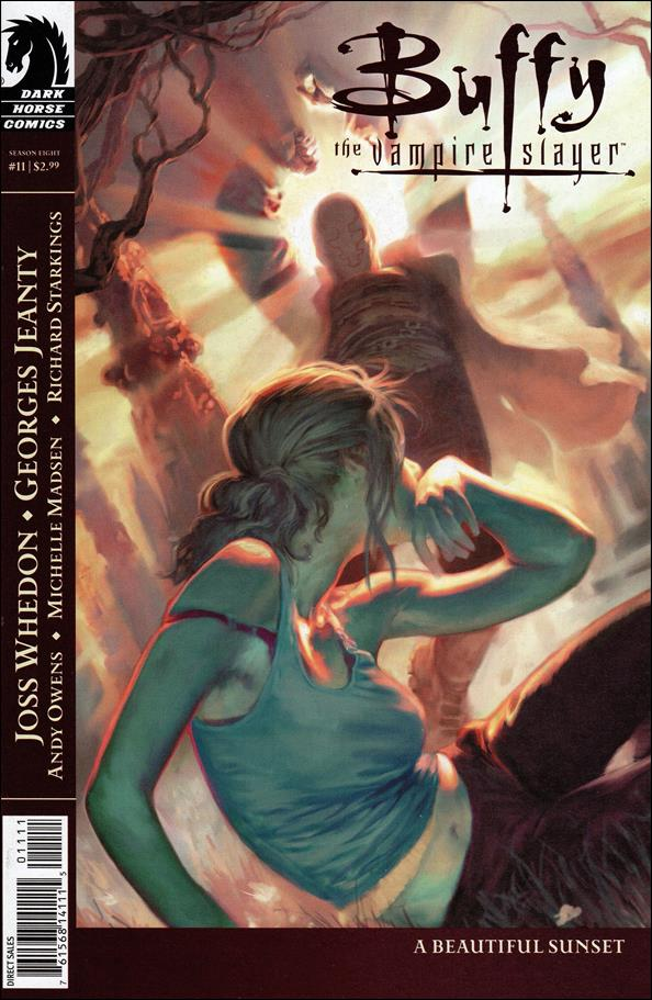 Buffy the Vampire Slayer Season Eight 11-A by Dark Horse