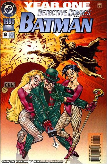 Detective Comics Annual (1988) 8-A by DC