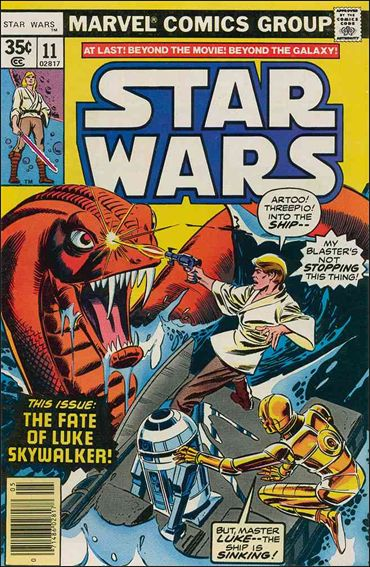 Star Wars (1977) 11-A by Marvel