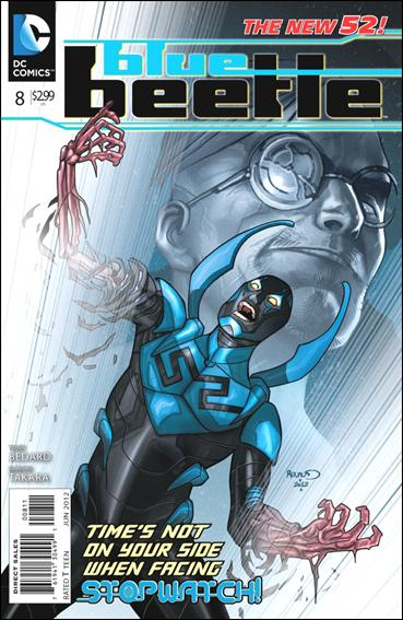 Blue Beetle (2011) 8-A by DC