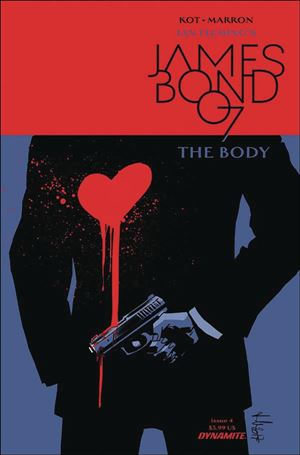 James Bond: The Body 4-A